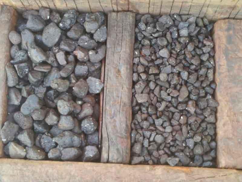 Piedras blancas para jardin good best piedra decorativa for Precio piedras jardin