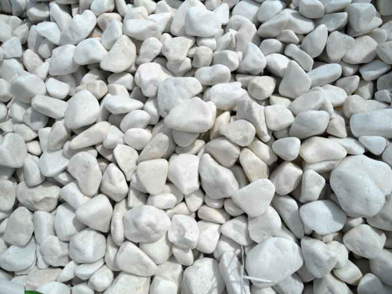 Comprar piedra decorativa jardin materiales de for Piedras pequenas para jardin
