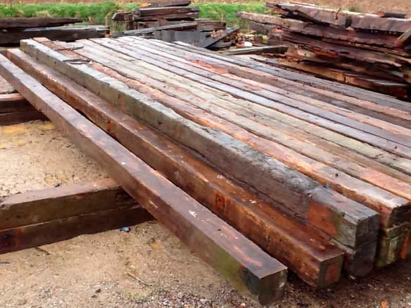 Madera sostenible madera ecologica viveros coronado for Vigas de madera para jardin