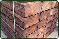 venta de madera ecológica y reciclada para jardines en Navalcarnero, Madrid