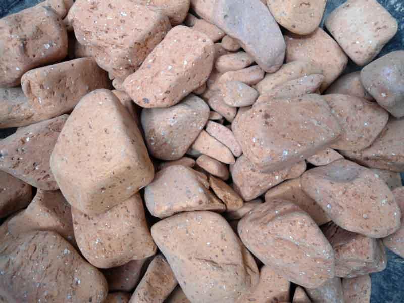 Piedra decorativa rodado mudéjar. Viveros Coronado Navalcarnero, Madrid
